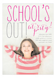 Schools Out! Photo Card