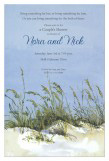 Sea Oats Invitation