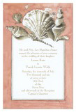 Sea Treasures Invitation