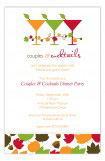 Seasonal Drink Invitation