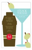 Shaken Not Stirred Invitation