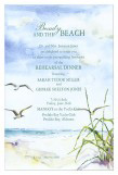 Shore Birds Invitation
