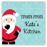 Snack for Santa Gift Tag