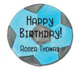 Soccer Ball Gift Tags