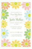 Soft Daisy Invitation