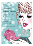 Soon-to-be-Mrs. Bridal Shower Invites