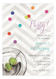 Sophisticated Soiree Invitation