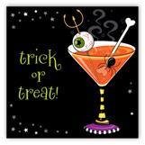 Spooky Spirit Square Sticker