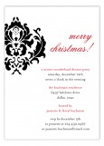 St. Nick Invitation