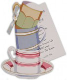 Stacked Cups Invitation