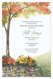 Stone Wall Invitation