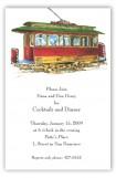 Streetcar Invitation
