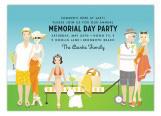 Summer Celebration Invitation