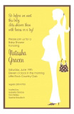 Sunshine Bliss Baby Shower Invitation