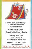 Super Slide Invitation