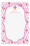 Sweet Notes Camp Notepad