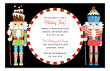 Sweet Nutcrackers Invitation