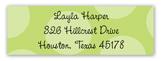 Sweet Spa Day Rectangular Sticker