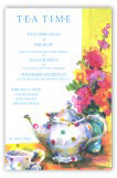 Odd Balls Tea Pot Invitations