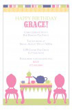 Tea Time Invitation
