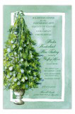 Tiffany Tree Invitation