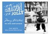 Tis the Season Photo Card