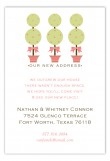 Trimmed Topiaries Invitation
