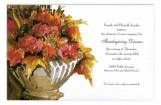Tropicana Roses Invitation