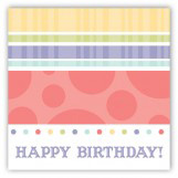 Turning Three Gift Tag