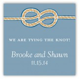 Tying the Knot Gift Tag