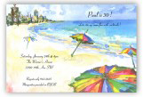 Urban Beach Invitation