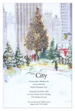 Urban Fir Invitation