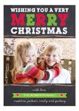 Very Merry Christmas Photo Card