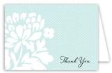 Vintage Floral Note Card