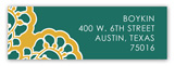 Vintage Lace Fiesta Address Label