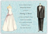 Wedding Attire Invitation