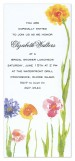 Wildflowers Invitation