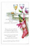 Wine Stock Invitation