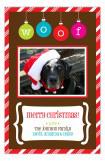 Woof Woof Photo Card