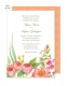 English Rose Garden Wedding Suite Invitation