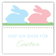 Bunny Love Gift Tag