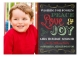 Chalkboard Christmas Photo Card