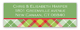Christmas Tartan Address Label