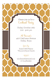 Honey Comb Invitation