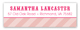 Pink Nutcracker Address Label