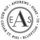Andrews Personalized Monogram Stamp