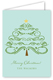 Whimsical Tree Greeting Card